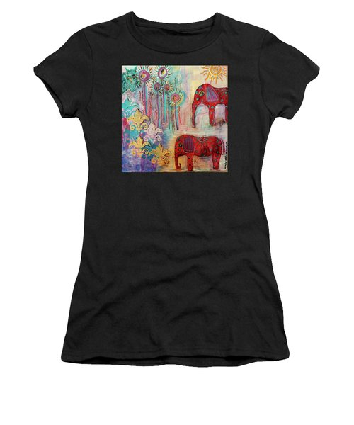 The Guardians Of Night And Day Women's T-Shirt