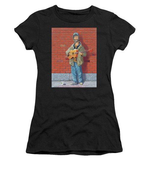 The Guitarist Women's T-Shirt