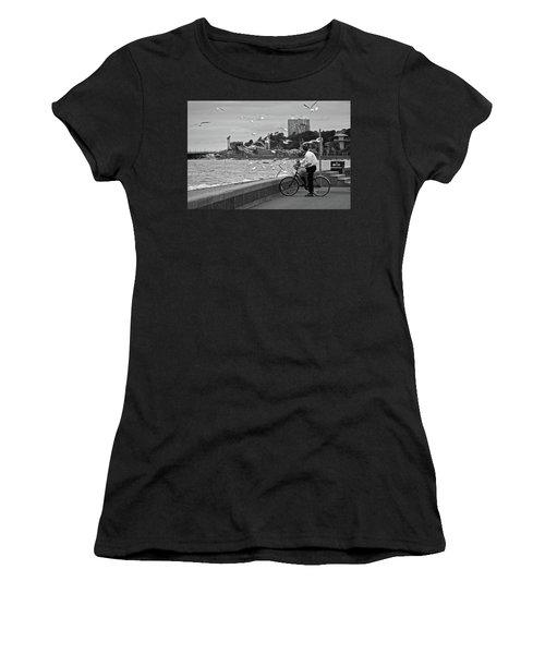 The Gull Man Women's T-Shirt
