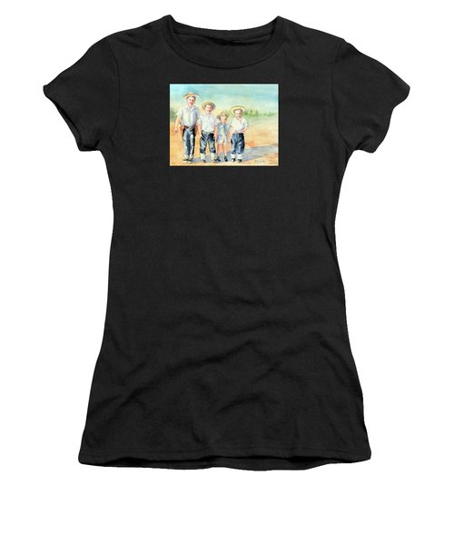 The Happy Wranglers Women's T-Shirt