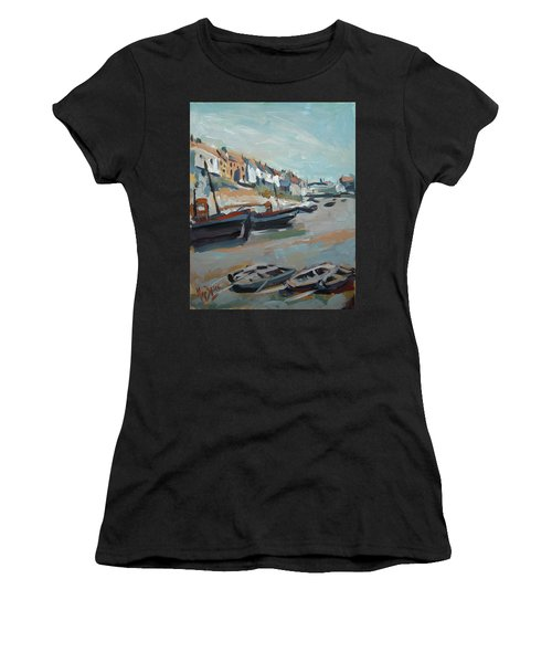 The Harbour Of Mevagissey Women's T-Shirt