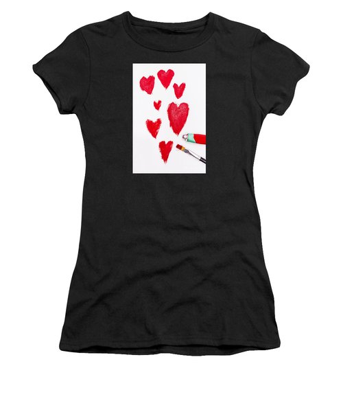 The Heart Of Love Women's T-Shirt