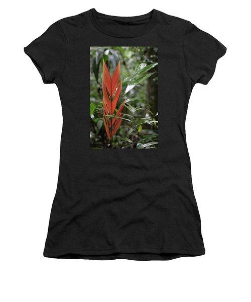 The Heart Of The Amazon Women's T-Shirt