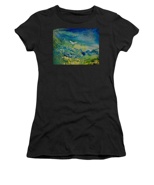 The Heavens And The Eart Women's T-Shirt