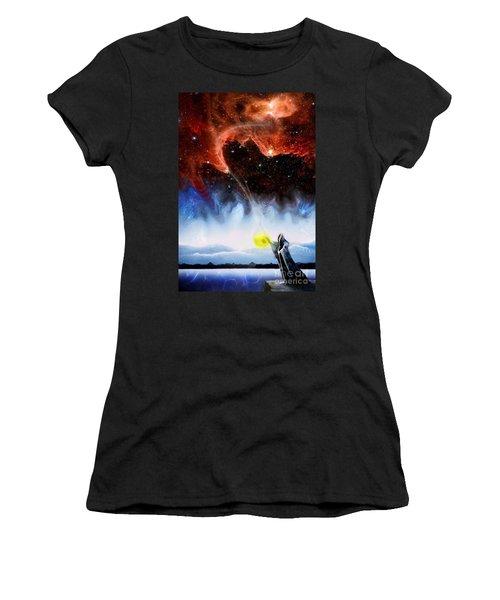 The Hermit's Path Women's T-Shirt