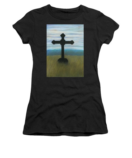 The Holy Cross Women's T-Shirt (Athletic Fit)