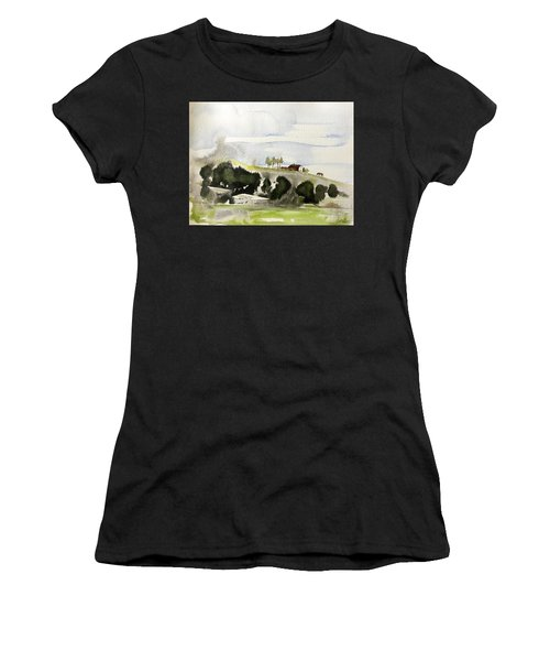 The House On The Hill Women's T-Shirt