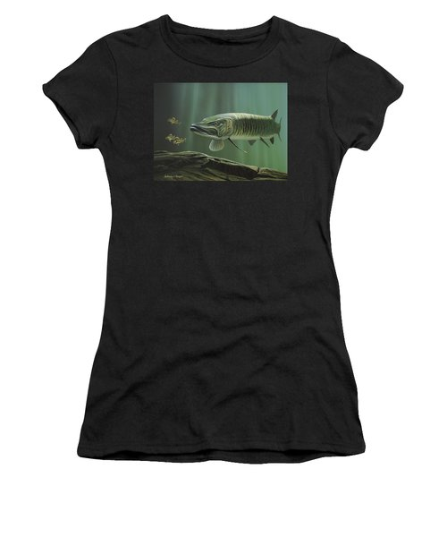 The Hunter - Musky Women's T-Shirt