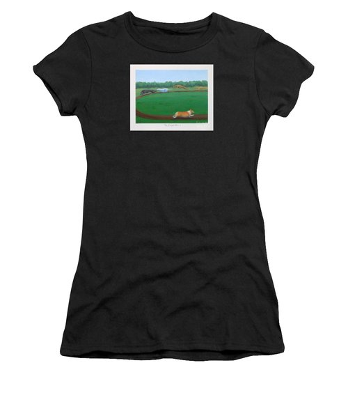 The Impostor I Women's T-Shirt (Athletic Fit)