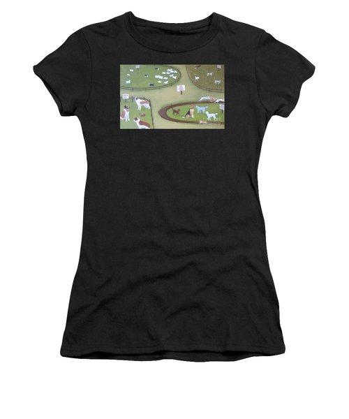 The Impostors Women's T-Shirt (Athletic Fit)