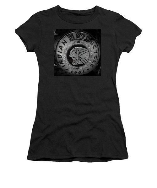 The Indian Motorcycle Logo Women's T-Shirt