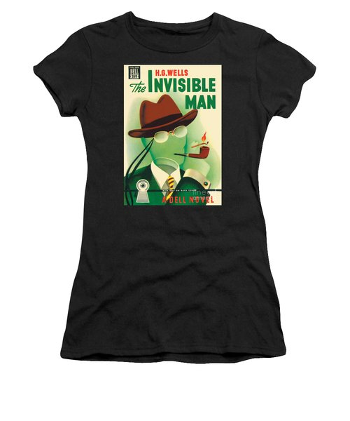 The Invisible Man Women's T-Shirt (Athletic Fit)