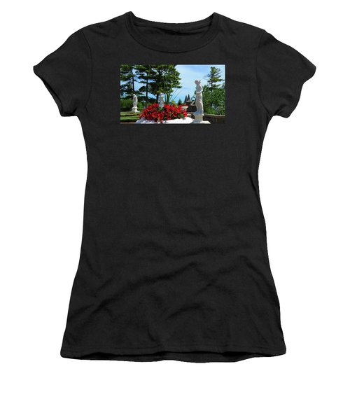 The Italian Garden Women's T-Shirt