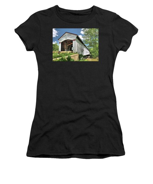 The Jackson Covered Bridge Women's T-Shirt