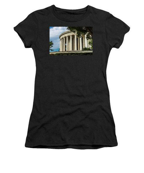 The Jefferson Memorial Women's T-Shirt