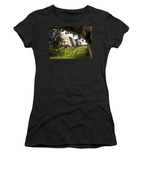 The John Dubois House Women's T-Shirt (Athletic Fit)