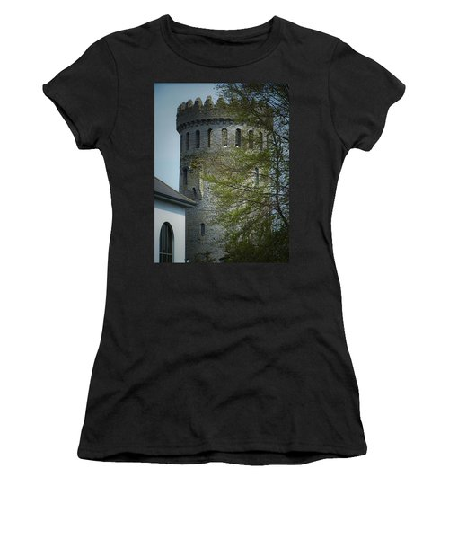 The Keep At Nenagh Castle Ireland Women's T-Shirt (Athletic Fit)
