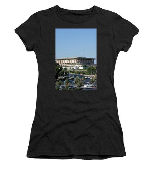 The Knesset, Jerusalem 1 Women's T-Shirt