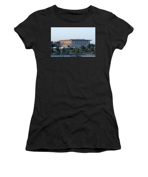 The Knesset, Jerusalem 2 Women's T-Shirt