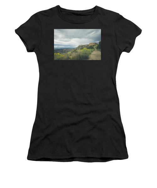 The Knife's Edge Women's T-Shirt