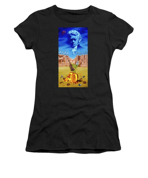 The Last Soldier An Ode To Beethoven Women's T-Shirt