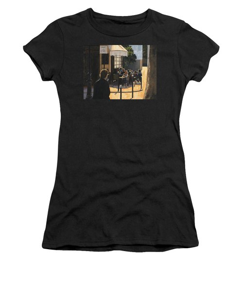 The Latin Quarter Women's T-Shirt (Athletic Fit)