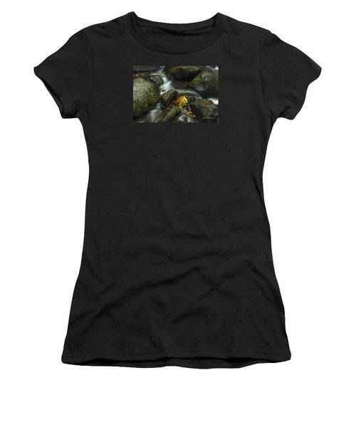 The Leaf Signed Women's T-Shirt