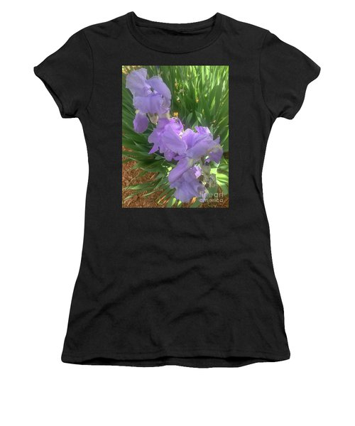 The Light Of Day Women's T-Shirt (Athletic Fit)