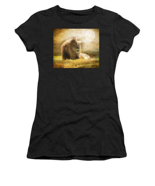 The Lion King Women's T-Shirt (Athletic Fit)