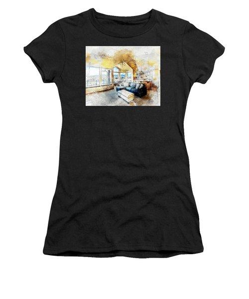 The Living Room Women's T-Shirt