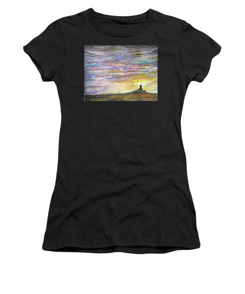 The Living Sky Women's T-Shirt
