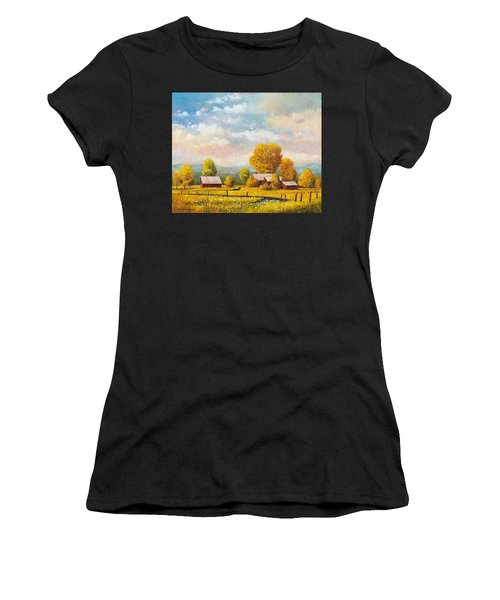 The Lonely Horse Women's T-Shirt