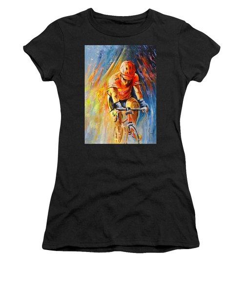 The Lonesome Rider Women's T-Shirt