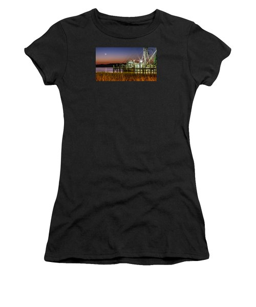 The Low Country Way - Folly Beach Sc Women's T-Shirt