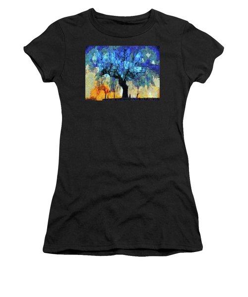 The Magic Blue Faraway Tree Women's T-Shirt