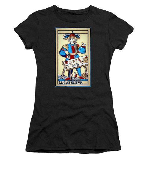 The Magician Women's T-Shirt (Athletic Fit)