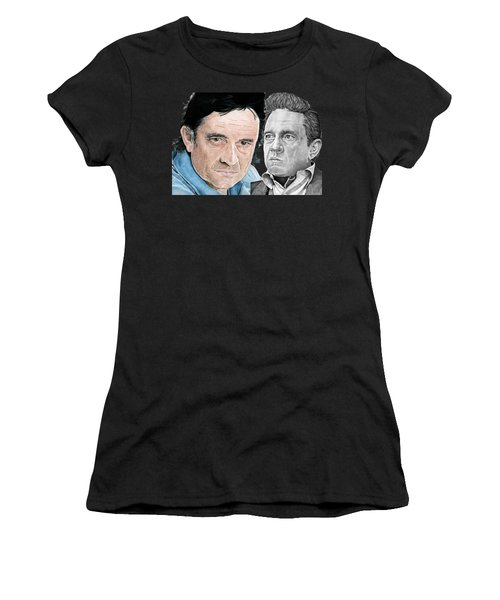 The Man In Black Women's T-Shirt