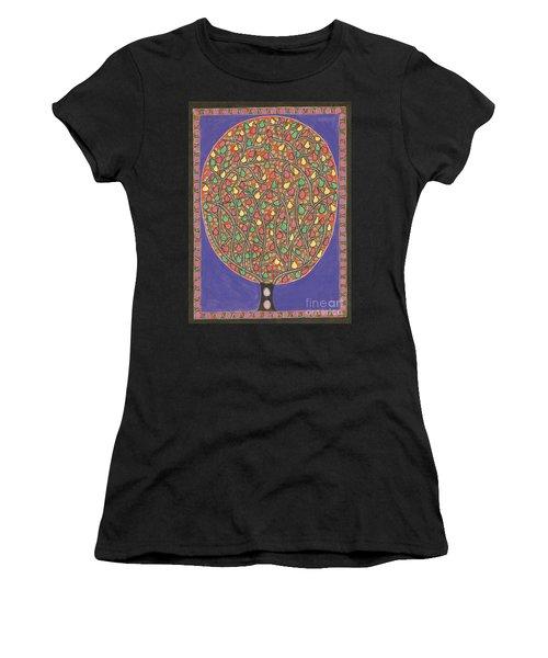 The Mango Tree Women's T-Shirt (Athletic Fit)