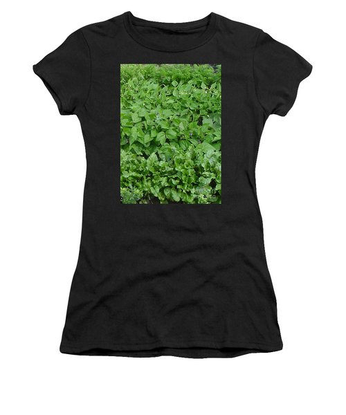 The Market Garden Portrait Women's T-Shirt