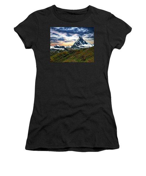 The Matterhorn Women's T-Shirt