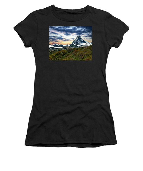 The Matterhorn Women's T-Shirt