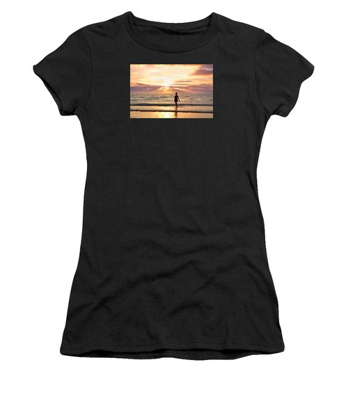 The Mermaid Women's T-Shirt (Athletic Fit)