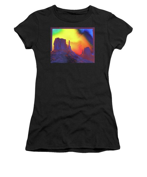 The Mittens , Psalm 19 Women's T-Shirt (Athletic Fit)