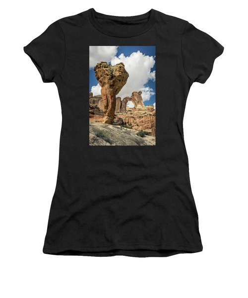 The Molar And Angel Arch Women's T-Shirt
