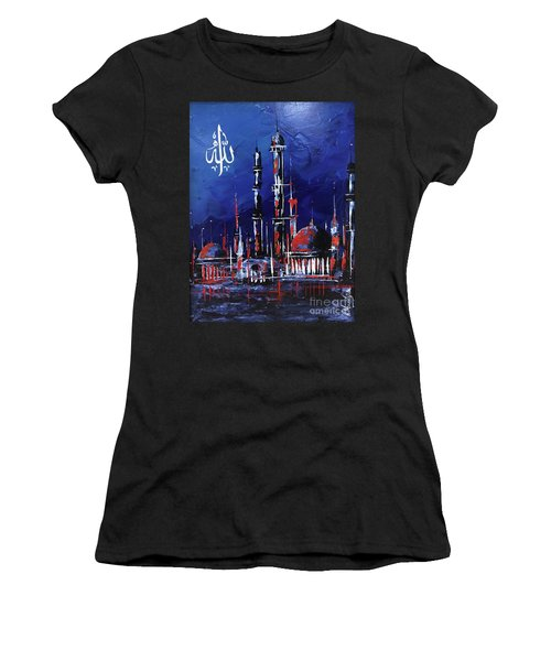 The Mosque-4 Women's T-Shirt