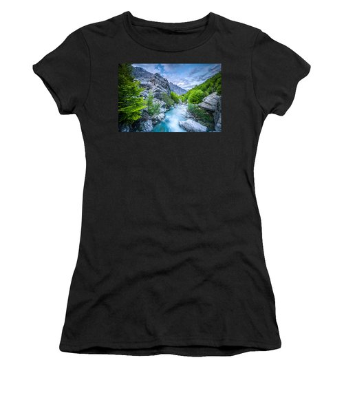 The Mountain Spring Women's T-Shirt