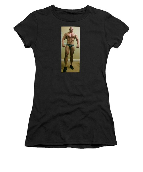 The Muscle Women's T-Shirt (Athletic Fit)