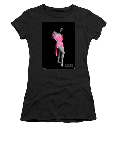 The Naked Truth It Can Happen To You Too Women's T-Shirt (Athletic Fit)