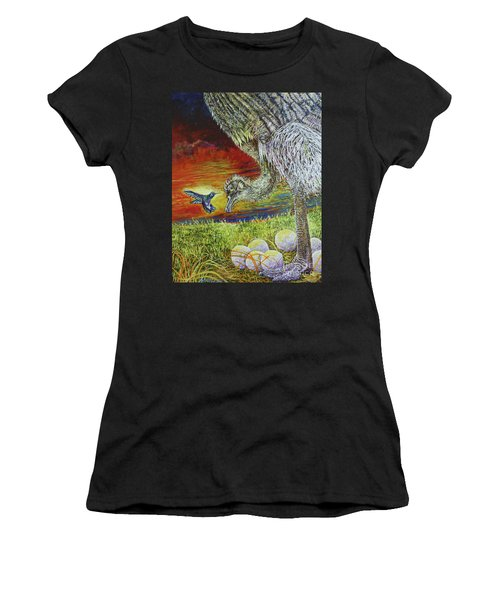 The Nanny Women's T-Shirt (Athletic Fit)
