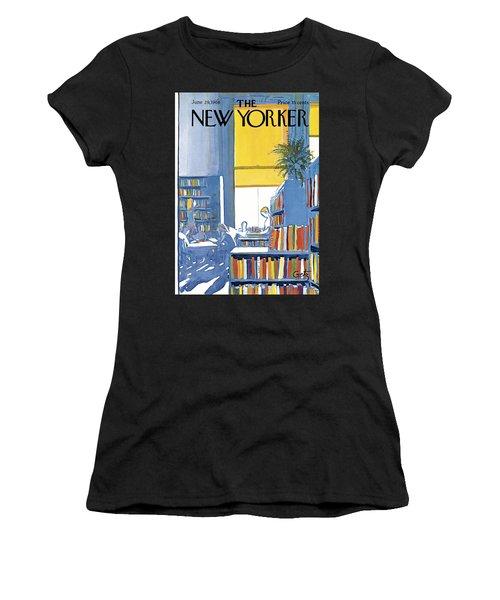 New Yorker June 29th 1968 Women's T-Shirt